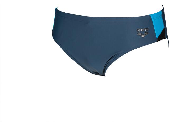 arena Ren Bas de maillot de bain Homme, shark/black/turquoise